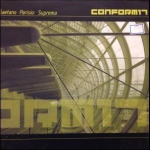 12inchレコード GAETANO PARISIO / SUPREMA