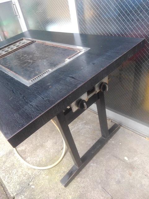 業務用 都市ガス 鉄板焼き お好み焼き 焼きそば 厨房機器 家族用 引き取り歓迎!_画像7