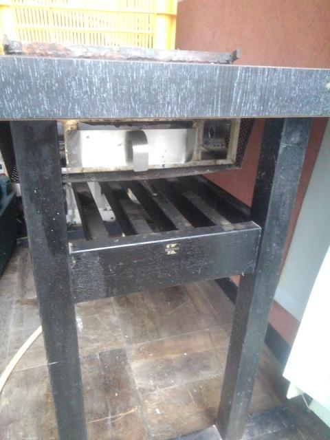 業務用 都市ガス 鉄板焼き お好み焼き 焼きそば 厨房機器 家族用 引き取り歓迎!_画像8