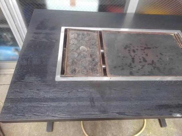 業務用 都市ガス 鉄板焼き お好み焼き 焼きそば 厨房機器 家族用 引き取り歓迎!_画像2