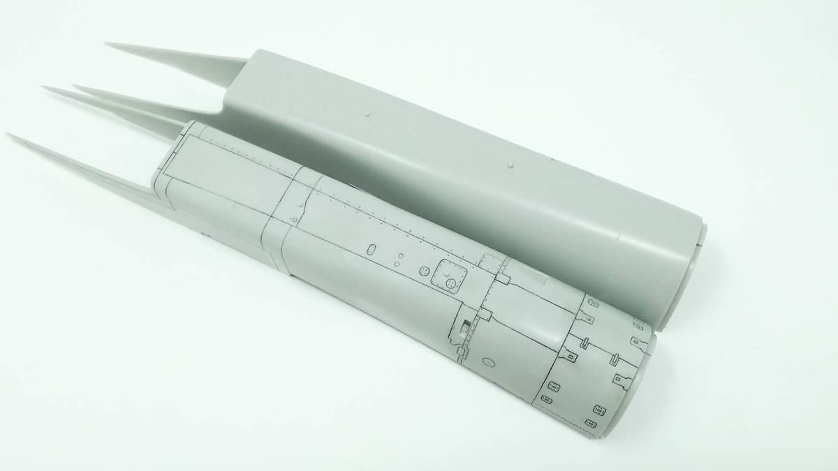 模型誌掲載作例 タミヤ1/32 F-14B 完成品_画像9