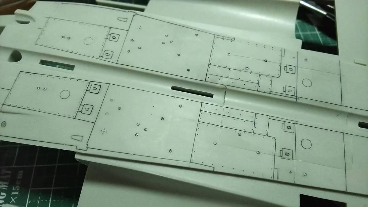 模型誌掲載作例 タミヤ1/32 F-14B 完成品_画像10