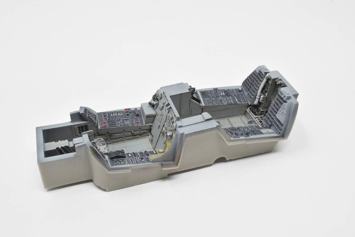 模型誌掲載作例 タミヤ1/32 F-14B 完成品_画像6