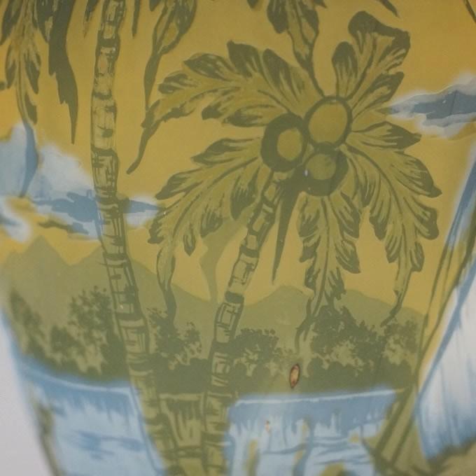 【証明書付】【希少】 エミールガレ 高さ29.5cm カメオ彫り アンティーク 骨董 花瓶 フラワーベース R0215_画像8