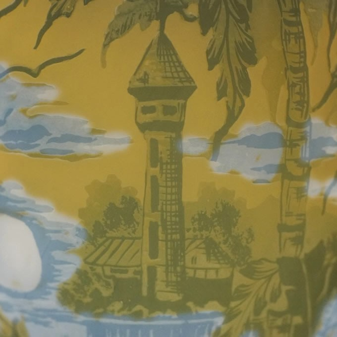 【証明書付】【希少】 エミールガレ 高さ29.5cm カメオ彫り アンティーク 骨董 花瓶 フラワーベース R0215_画像6