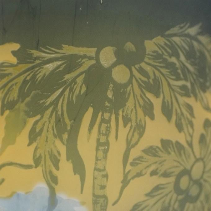 【証明書付】【希少】 エミールガレ 高さ29.5cm カメオ彫り アンティーク 骨董 花瓶 フラワーベース R0215_画像4