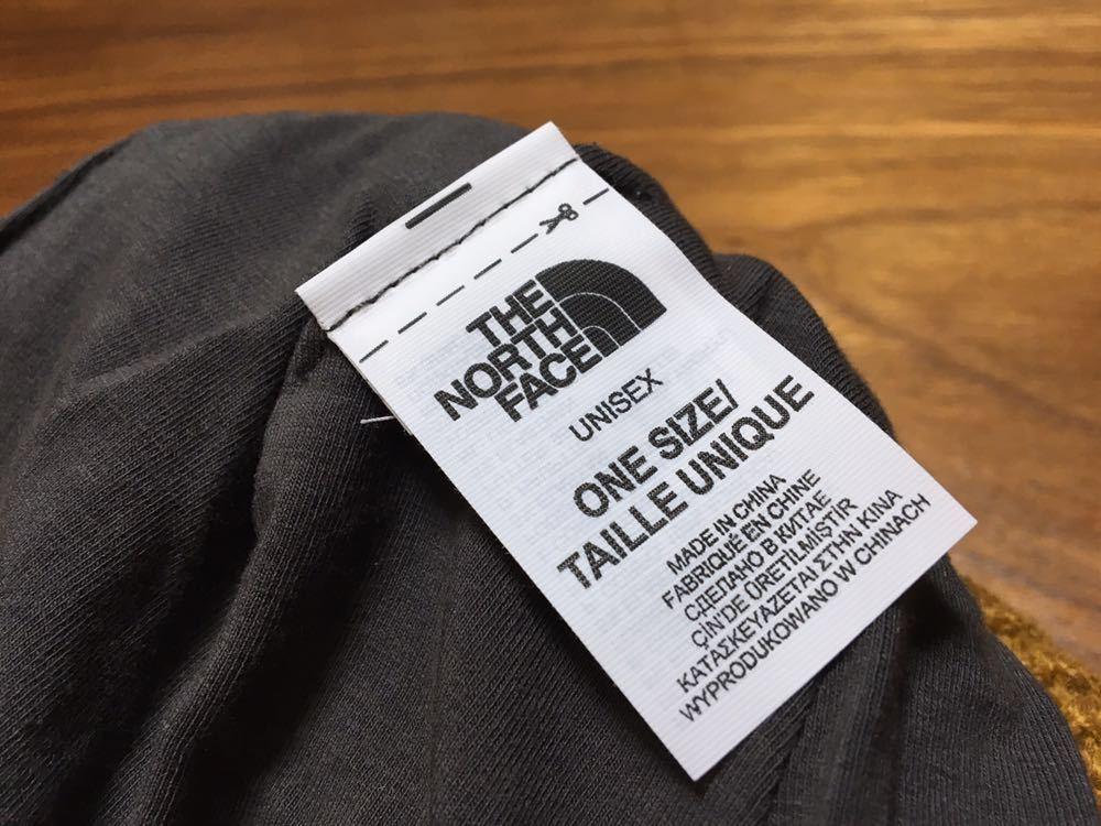 【新品】THE NORTH FACE ザ ノースフェイス SALTY DOG BEANIE ソルティー ドッグ ビーニー ニット帽 ニットキャップ 帽子 ユニセックス_画像7