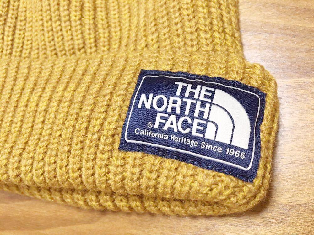【新品】THE NORTH FACE ザ ノースフェイス SALTY DOG BEANIE ソルティー ドッグ ビーニー ニット帽 ニットキャップ 帽子 ユニセックス_画像2