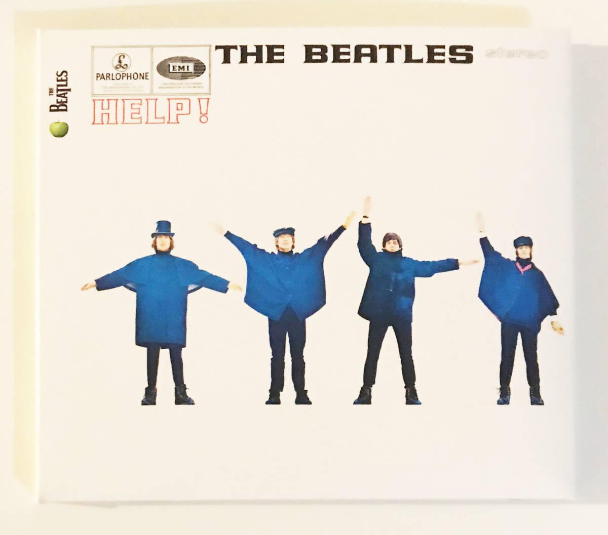 【スマートレター発送限定】The Beatles ザ・ビートルズ「Help!」輸入盤 STEREO 紙ジャケCD 2009リマスター_画像1