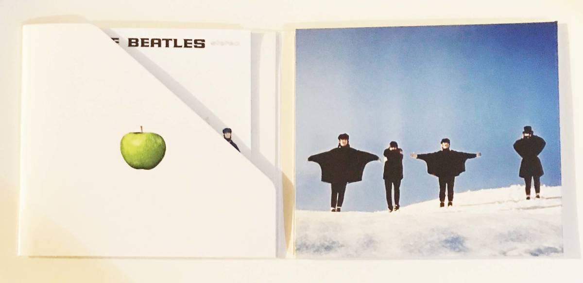 【スマートレター発送限定】The Beatles ザ・ビートルズ「Help!」輸入盤 STEREO 紙ジャケCD 2009リマスター_画像3