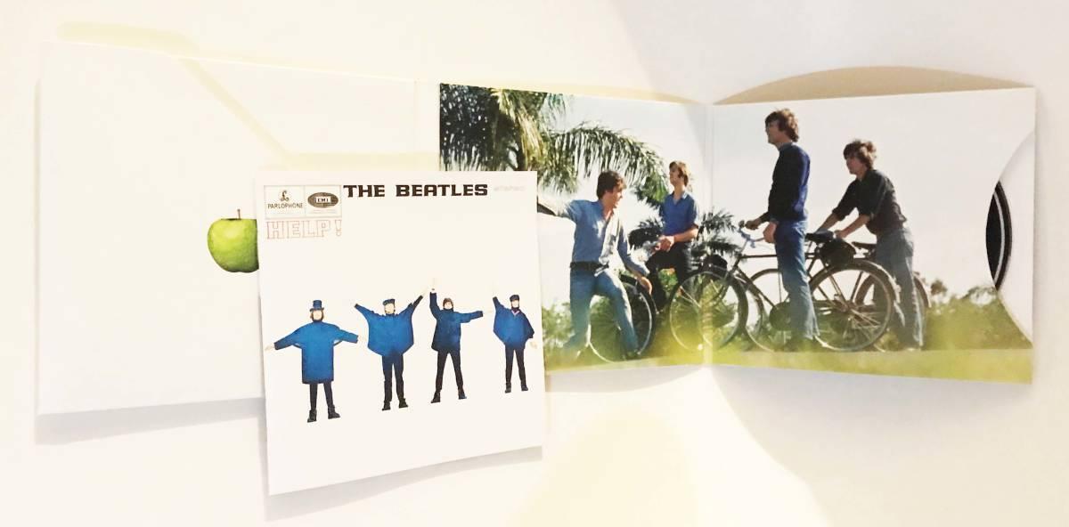 【スマートレター発送限定】The Beatles ザ・ビートルズ「Help!」輸入盤 STEREO 紙ジャケCD 2009リマスター_画像4