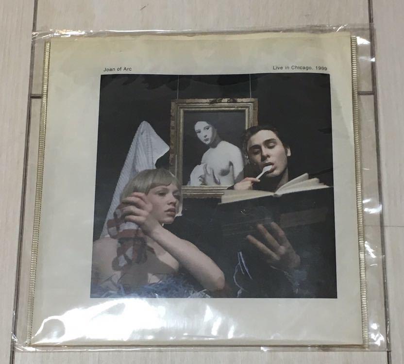 送料無料【名盤★激レア★日本盤★歌詞対訳解説付き】Joan Of Arc Live in Chicago 1999 ジョン・オブ・アーク ポストロック シカゴ