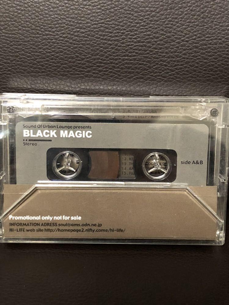 CD付 MIXTAPE DJ HIRO SOUND OF URBAN LOUNGE BLACK MAGIC MURO KIYO KOCO 須永辰緒 鈴木雅尭 小林径_画像2