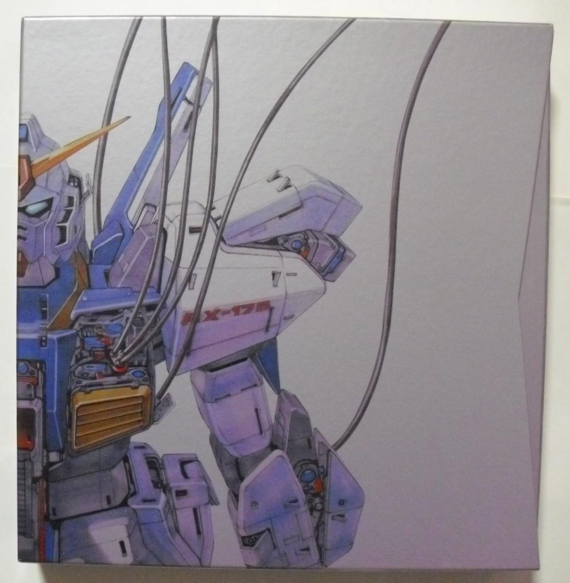 中古LD『 機動戦士Zガンダム メモリアルボックスPART1』 /LD7枚組/初回プレス特典アートBOX入_画像1