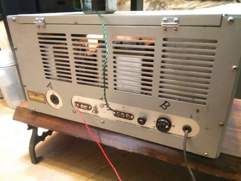 米国ナショナル 通信型受信機 NC-173 National レシーバー ラジオ アマチュア無線 BCL_画像7