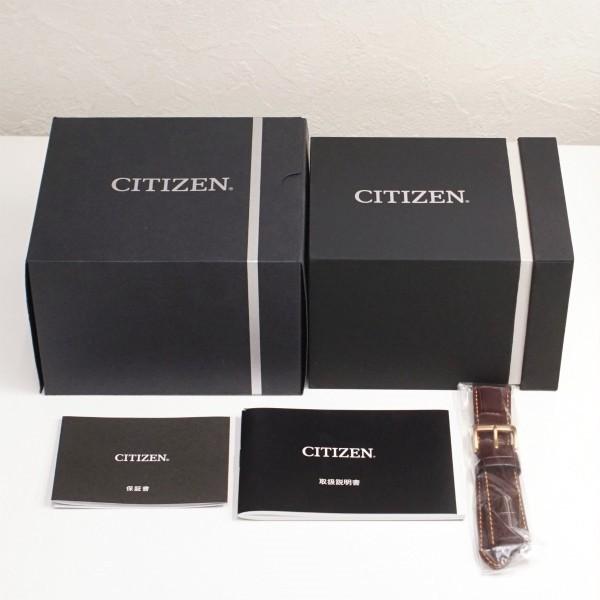 CITIZEN シチズン コレクション BL5469-53E エコドライブ メンズ 中古美品_画像4