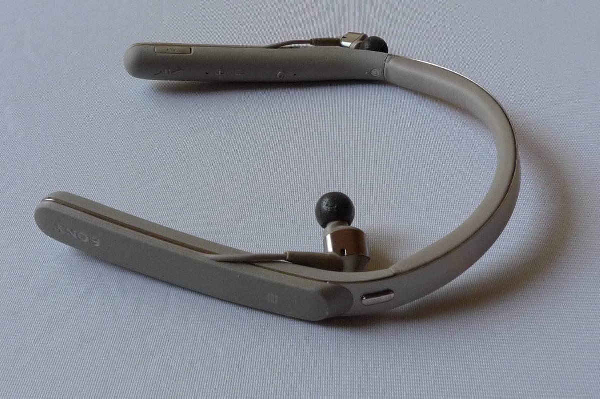 【売り切り】SONY WI-1000X ハイレゾ対応ノイズキャンセリング機能付きワイヤレス ヘッドホン_画像3