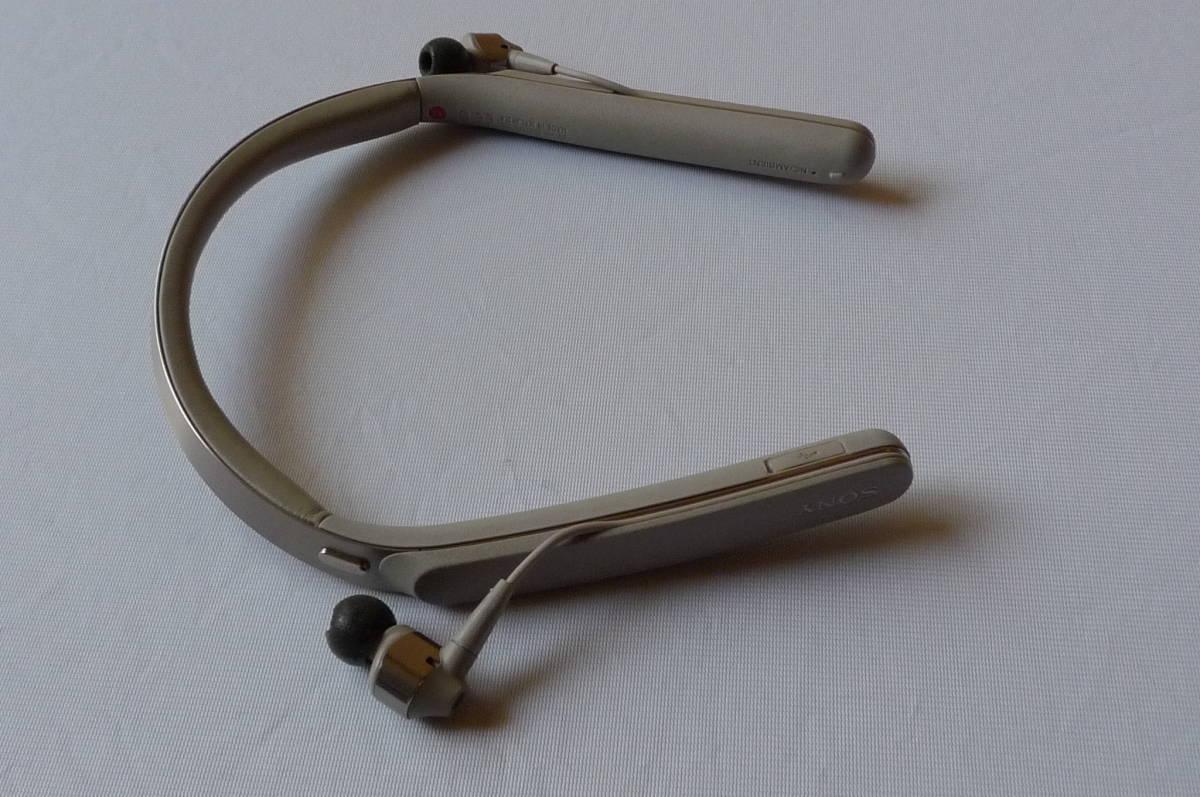 【売り切り】SONY WI-1000X ハイレゾ対応ノイズキャンセリング機能付きワイヤレス ヘッドホン_画像4