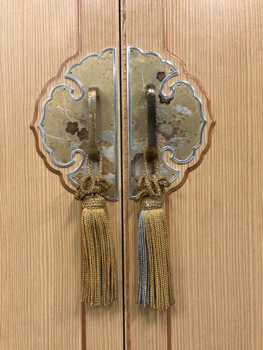 ◆美品◆伝統工芸品◆桐箪笥◆和箪笥◆着物箪笥◆140万◆蒔絵◆アンティーク_画像2