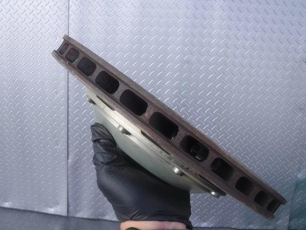 STI ブレンボ モノブロック GRB GVB インプレッサ R205 リア 4POT キャリパー ローター セット 330mm GDB BP5 BL5 レガシィ GDA 86 BRZ_画像5