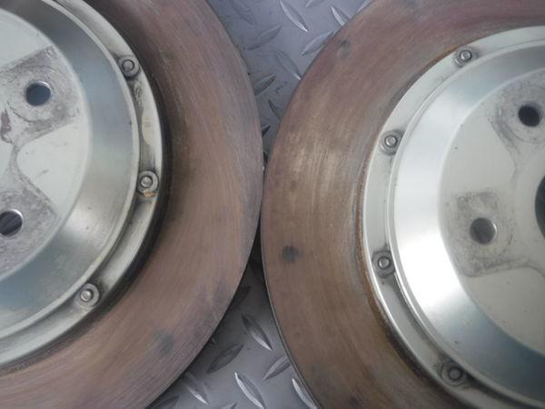STI ブレンボ モノブロック GRB GVB インプレッサ R205 リア 4POT キャリパー ローター セット 330mm GDB BP5 BL5 レガシィ GDA 86 BRZ_画像2
