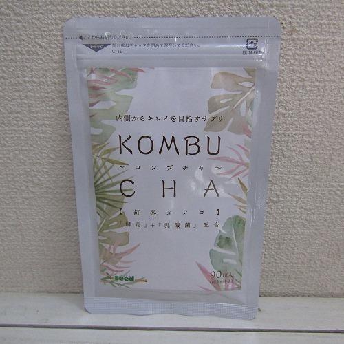 即決アリ!送料無料! コンブチャ KOMBUCHA 約3ヶ月分★ 紅茶キノコ 酵母 乳酸菌 配合 /_画像1