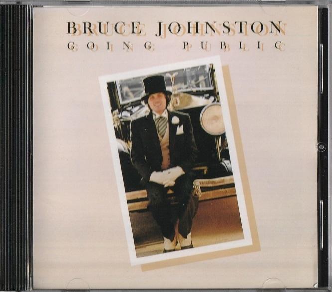 【中古】Bruce Johnston / Going Public (歌の贈りもの) (国内盤, 1977年作品) #The Beach Boys, Barry Manilow_画像1