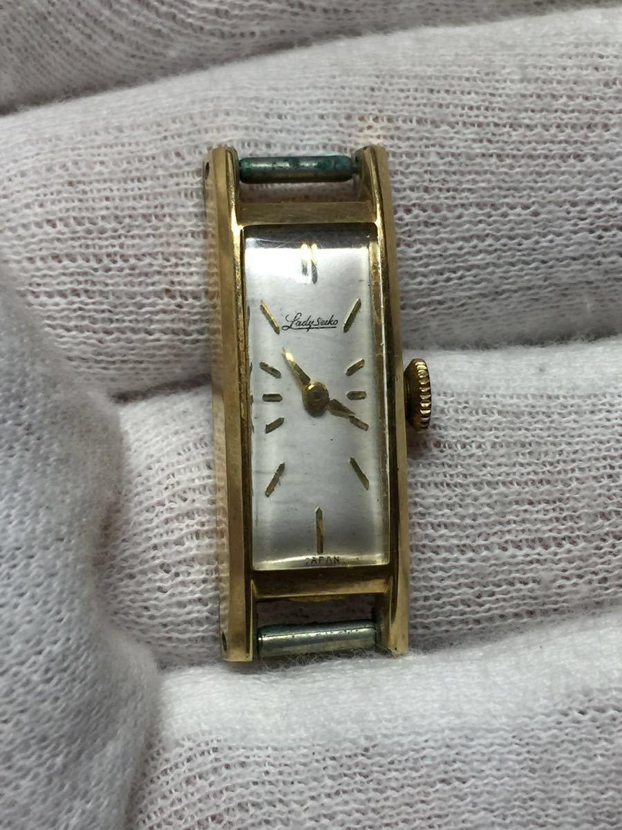 【ジャンク】時計品 オリエントリング・セイコー・スペリナ アンティーク手巻きレディース5点セットです。_画像3