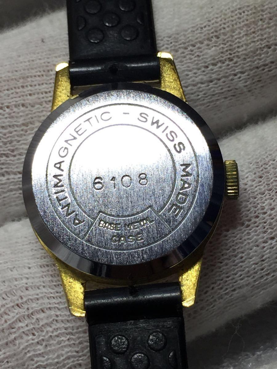 【ジャンク】時計品 オリエントリング・セイコー・スペリナ アンティーク手巻きレディース5点セットです。_画像10