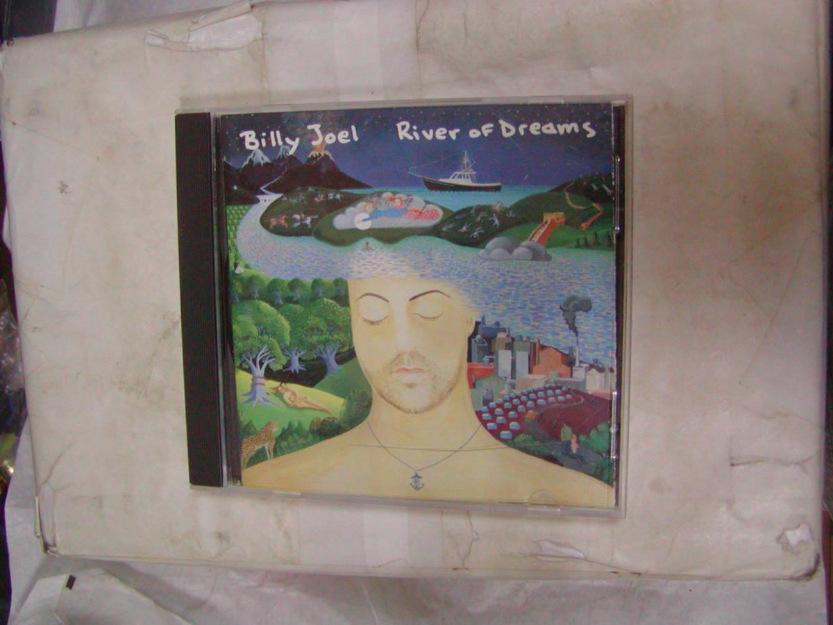 CDアルバム 輸入盤[ ビリー・ジョエル BILLY JOEL ]River of Dreams 10曲 送料込_画像1