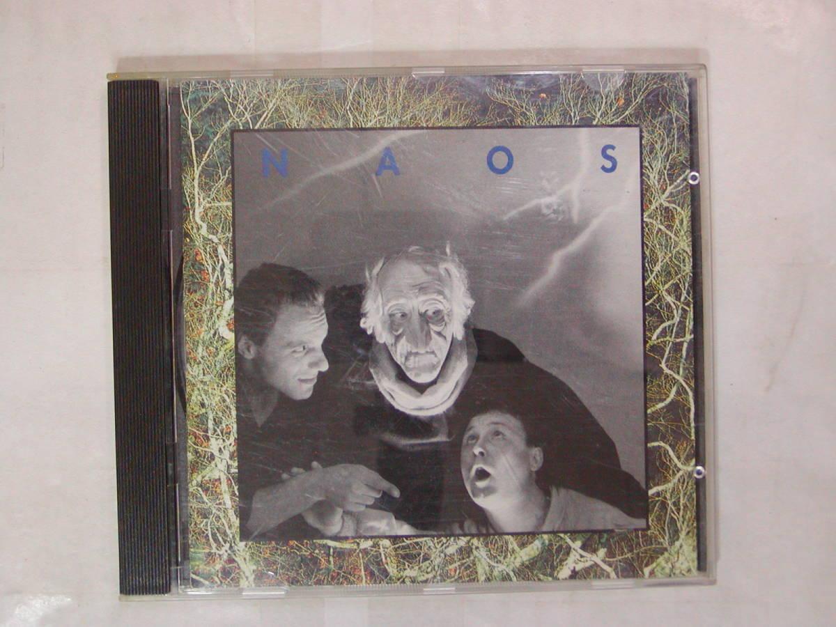 CDアルバム 輸入盤[ NAOS ]ROC ET LEGENDES 8曲 送料込_画像1