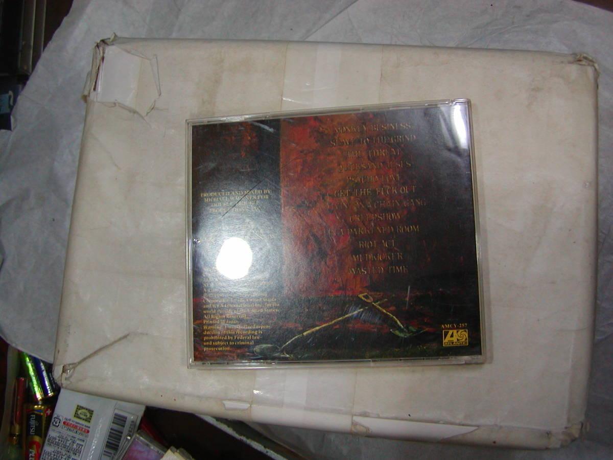 CDアルバム[ スキッド・ロウ SKID ROW ] SLAVE TO THE GRIND 13曲 送料込_画像2