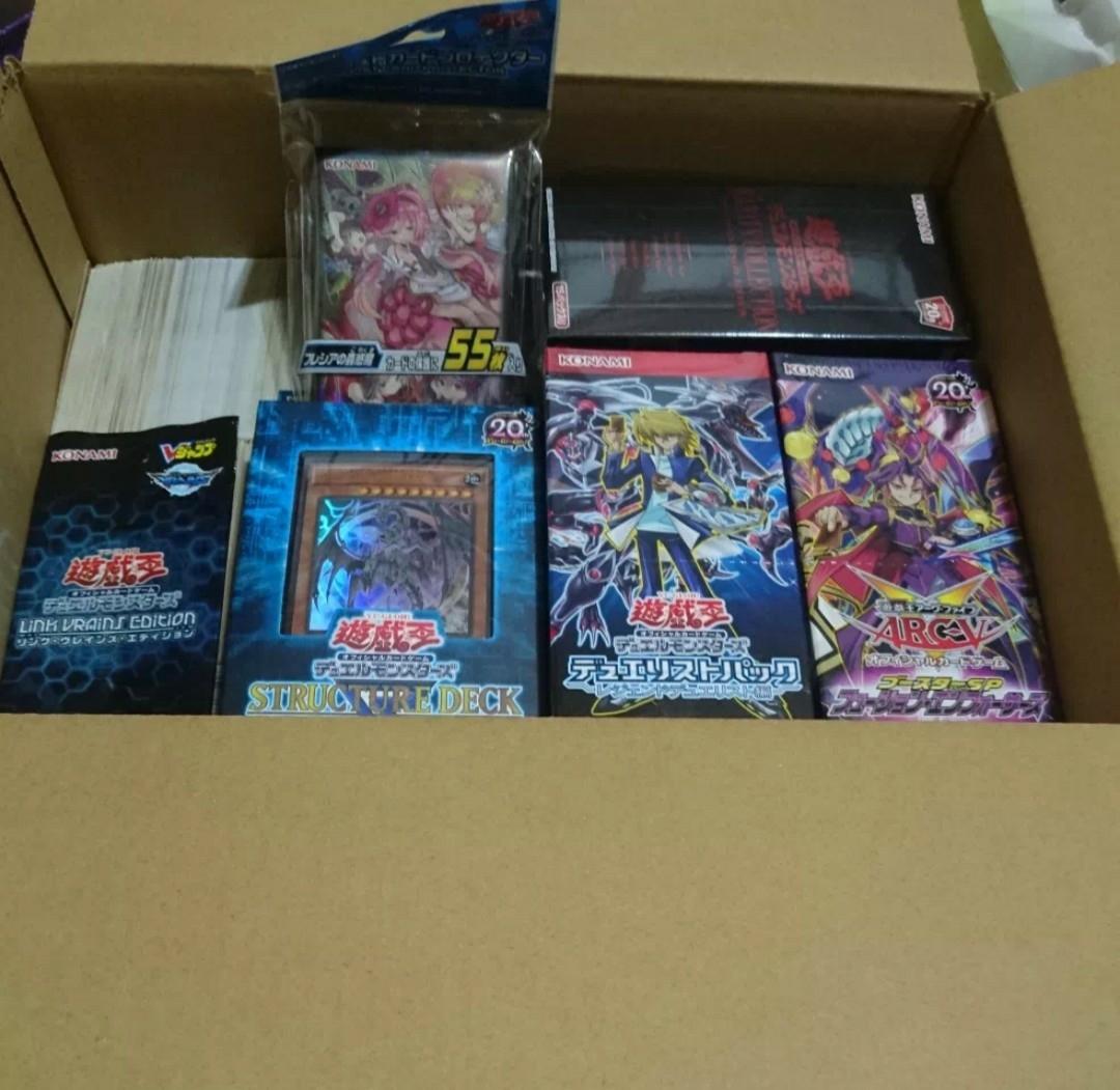 遊戯王 大量ノーマル&レア3000枚以上未開封BOX付き