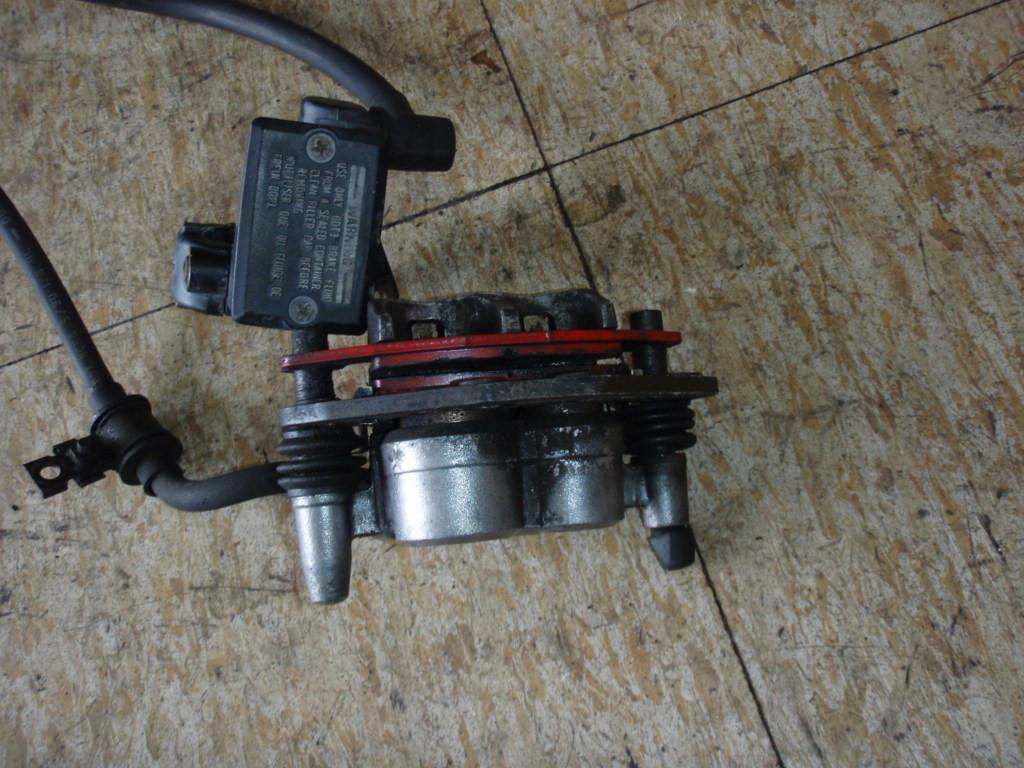 ZZ-R250 ZZR250 EX250H フロントブレーキ キャリパー ホース マスターシリンダー_画像4