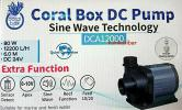 *[2019 year recent model high-end model ] high endurance type CoralBox aquarium energy conservation DC pump DCA12000 wave function water rank sensor attaching guarantee have including carriage