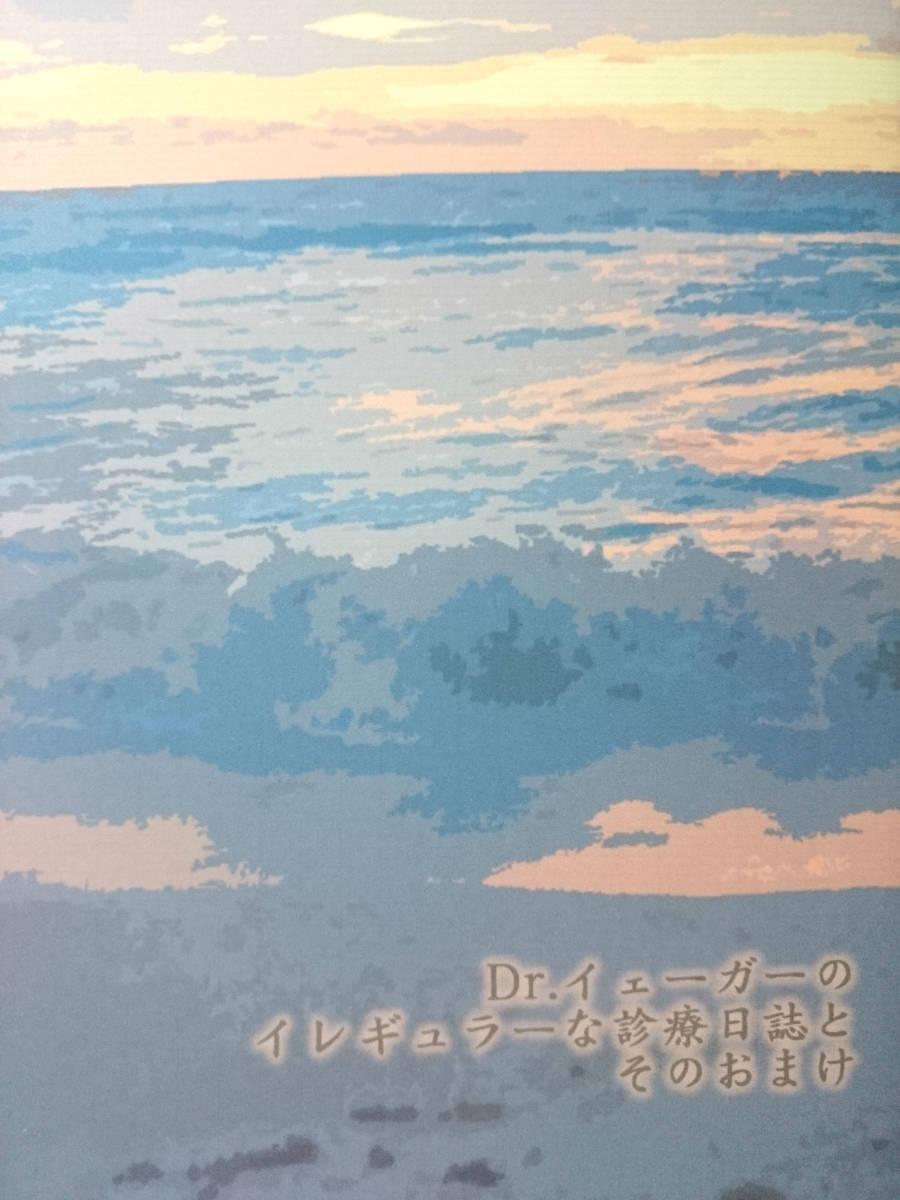 進撃の巨人同人誌★リヴァエレ長編小説★antiox「Dr.イェーガーのイレギュラー~」