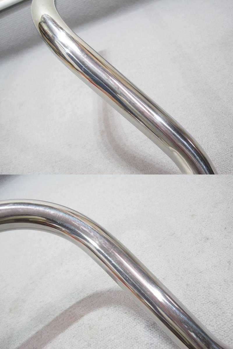 【7006⑦5】 ハーレー・ダビッドソン 1インチ(25.4mm) 純正ナロープルバックバーハンドル (幅)815×(高)205×(奥行)290mm ステンレス_画像5