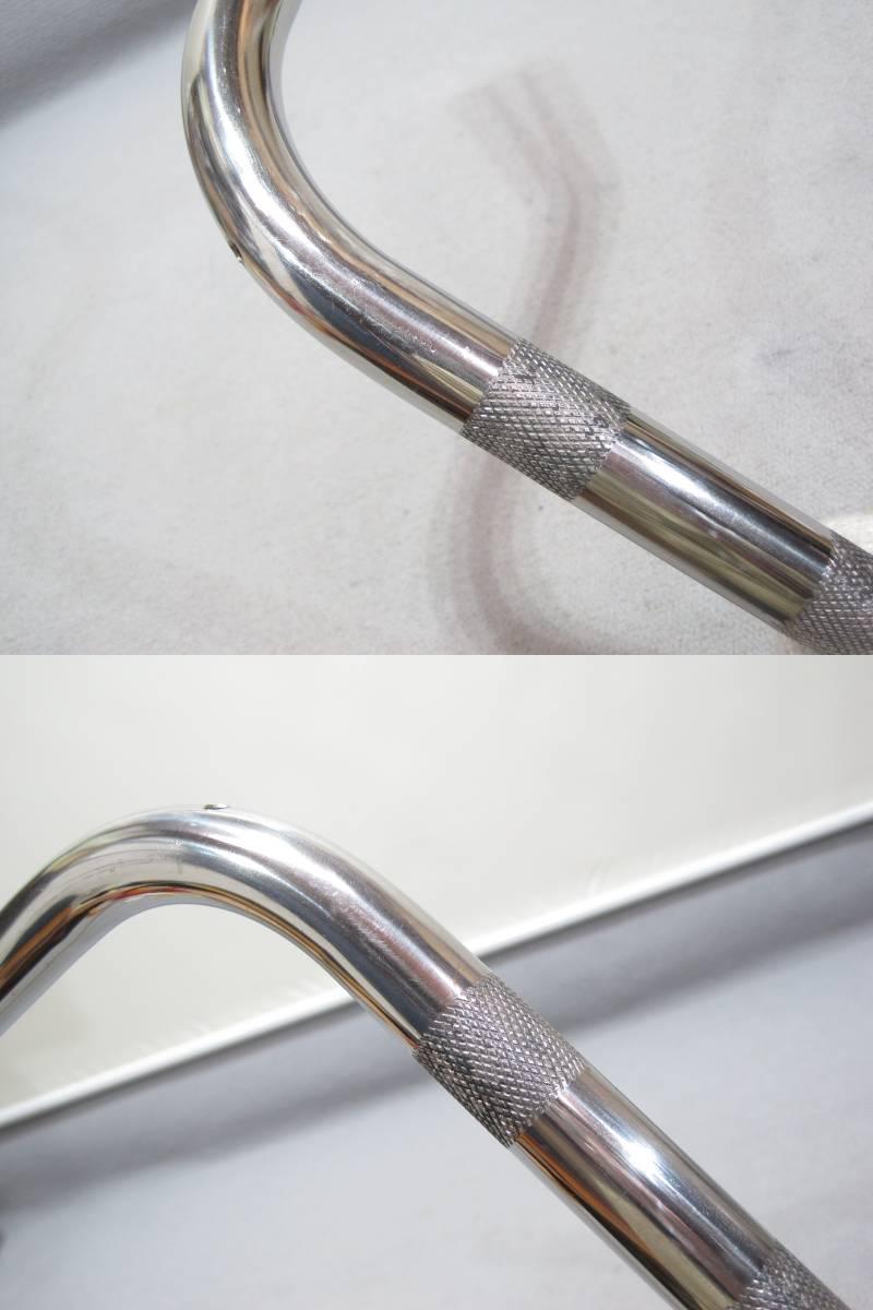 【7006⑦5】 ハーレー・ダビッドソン 1インチ(25.4mm) 純正ナロープルバックバーハンドル (幅)815×(高)205×(奥行)290mm ステンレス_画像6