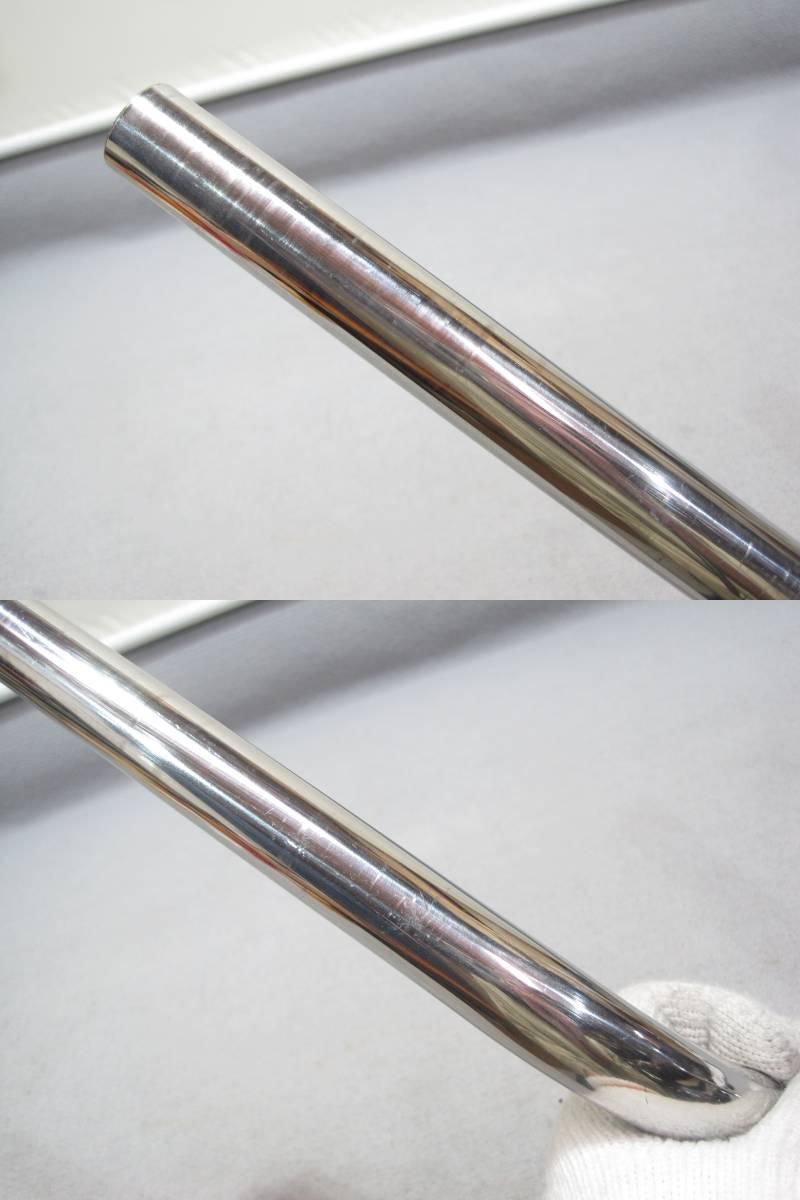 【7006⑦5】 ハーレー・ダビッドソン 1インチ(25.4mm) 純正ナロープルバックバーハンドル (幅)815×(高)205×(奥行)290mm ステンレス_画像4