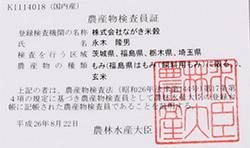 新米 令和2年産 特選業務用米 選粒の極10Kg_画像7