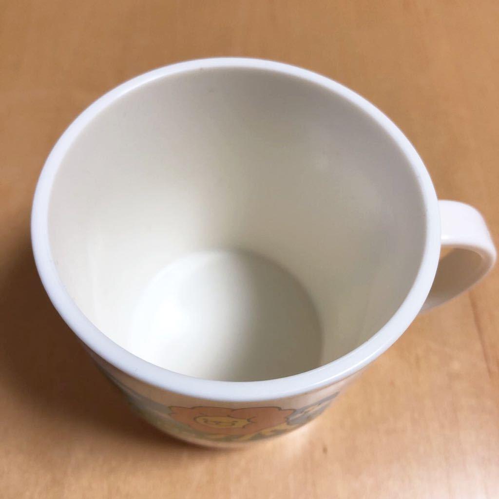 【新品・非売品・ノベルティ】①ポンデライオン プラカップ 2個セット ミスド ミスタードーナツ プラスチック コップ プラコップ 食器 マグ_画像3