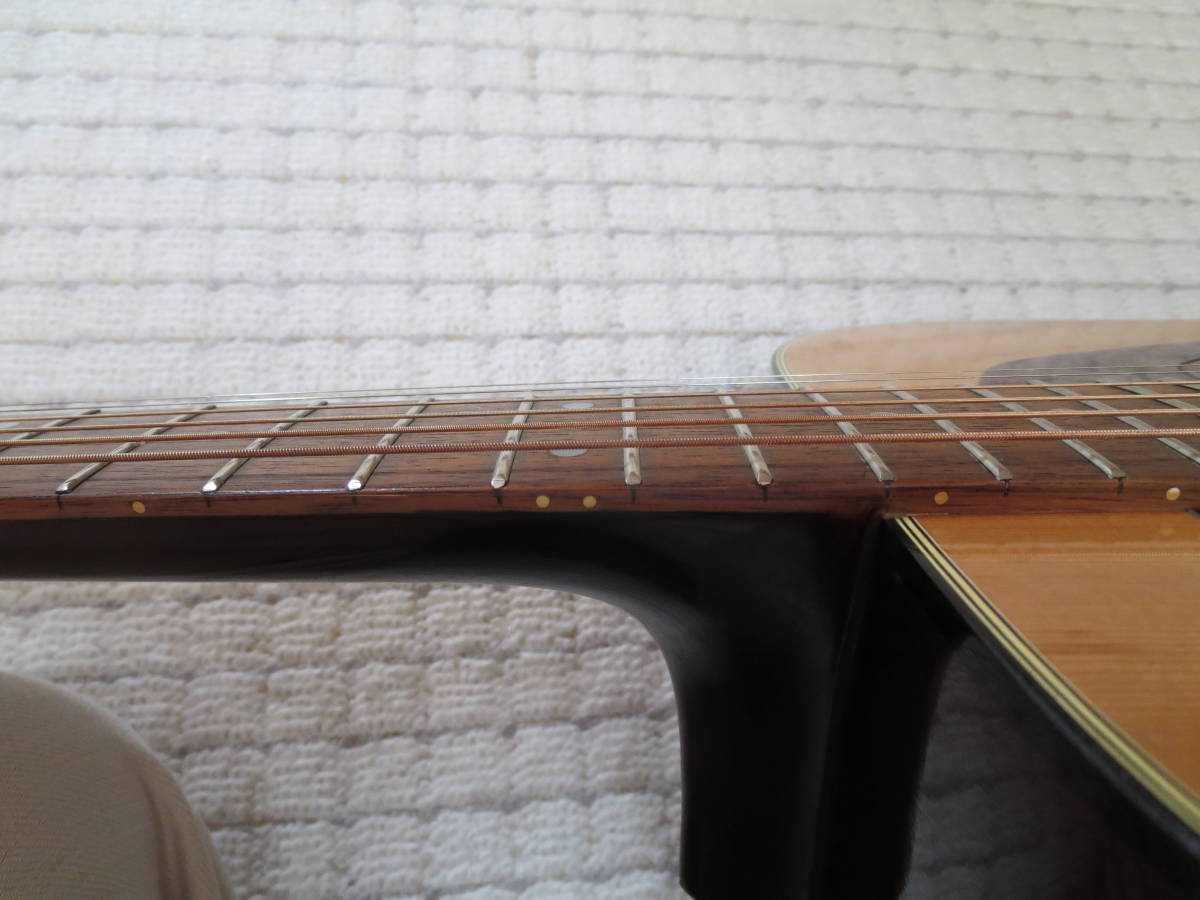 モーリスW-15アコーステックギターです。_画像10