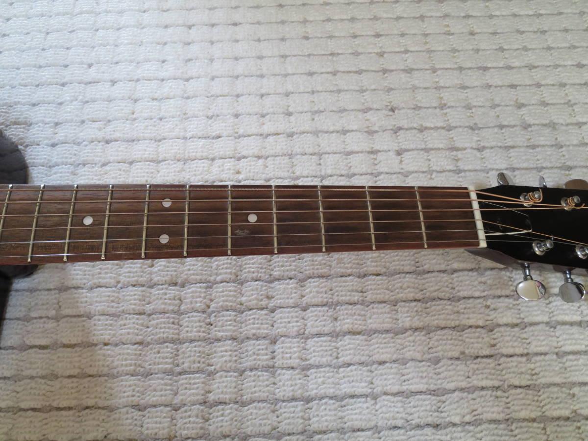 モーリスW-15アコーステックギターです。_画像4