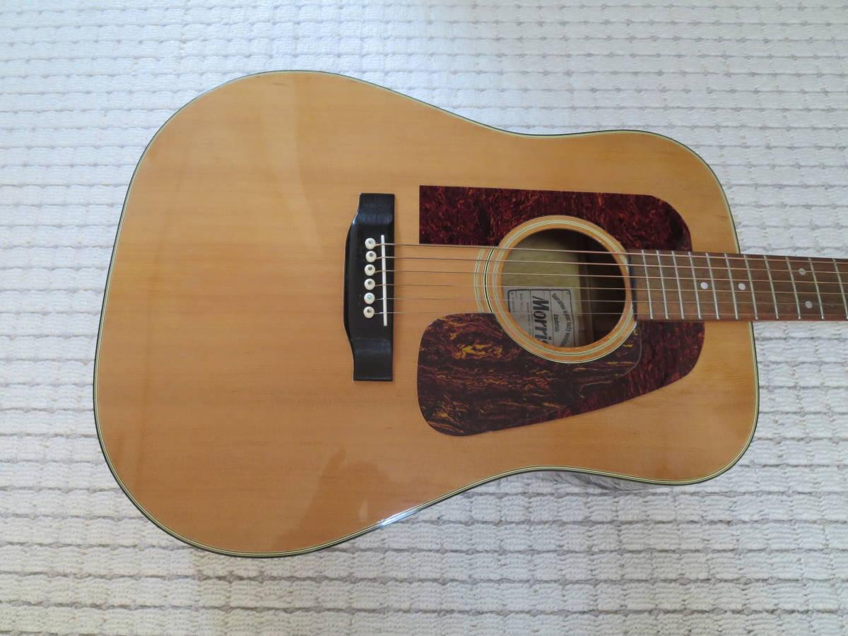 モーリスW-15アコーステックギターです。_画像3