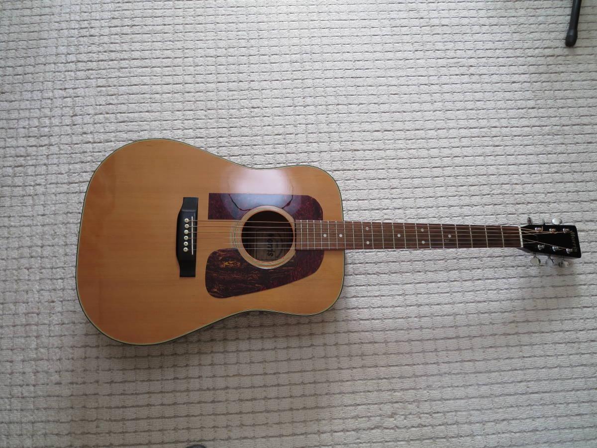 モーリスW-15アコーステックギターです。_画像2