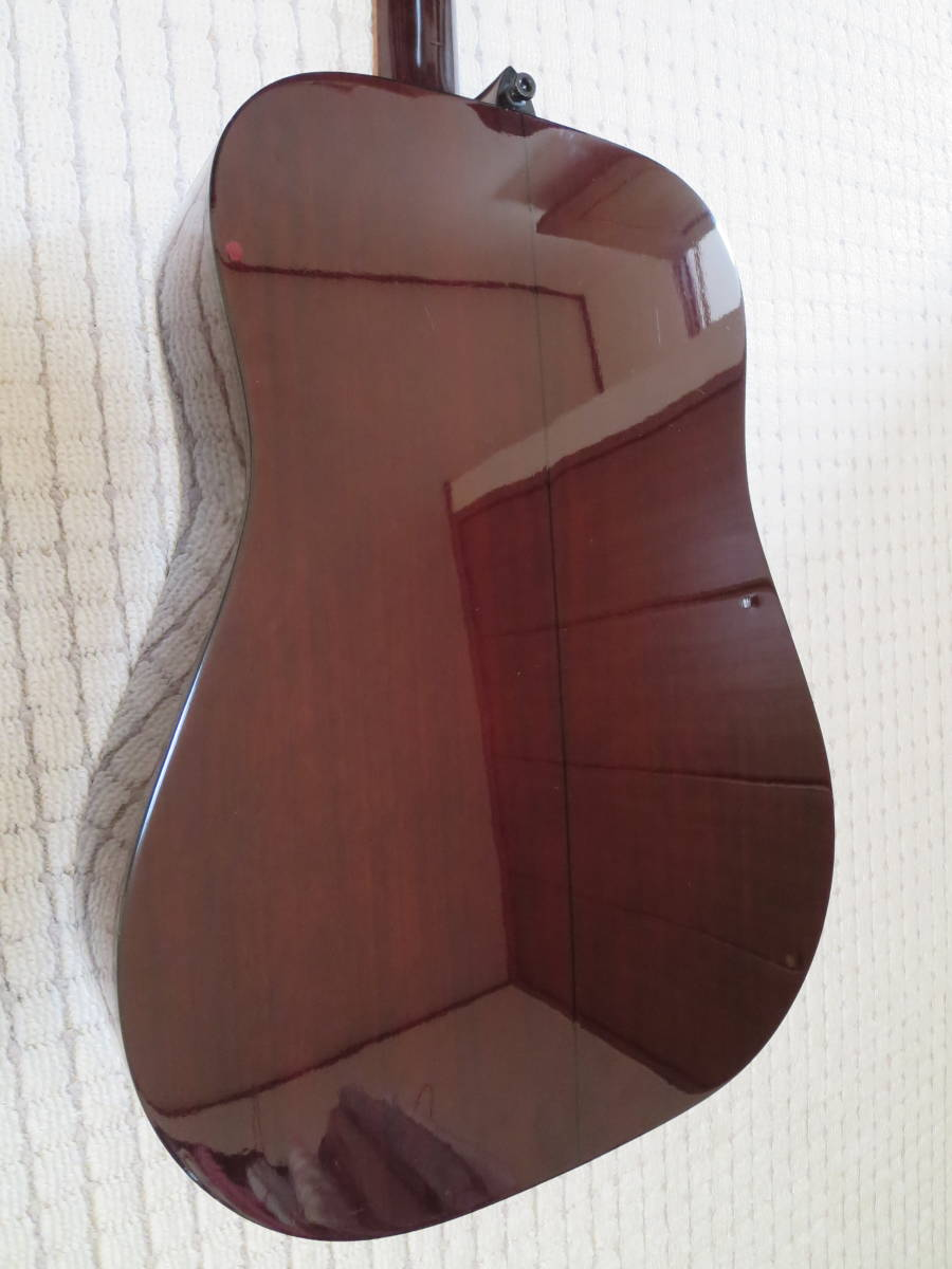 モーリスW-15アコーステックギターです。_画像8