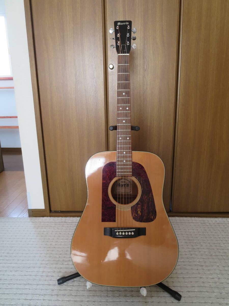 モーリスW-15アコーステックギターです。