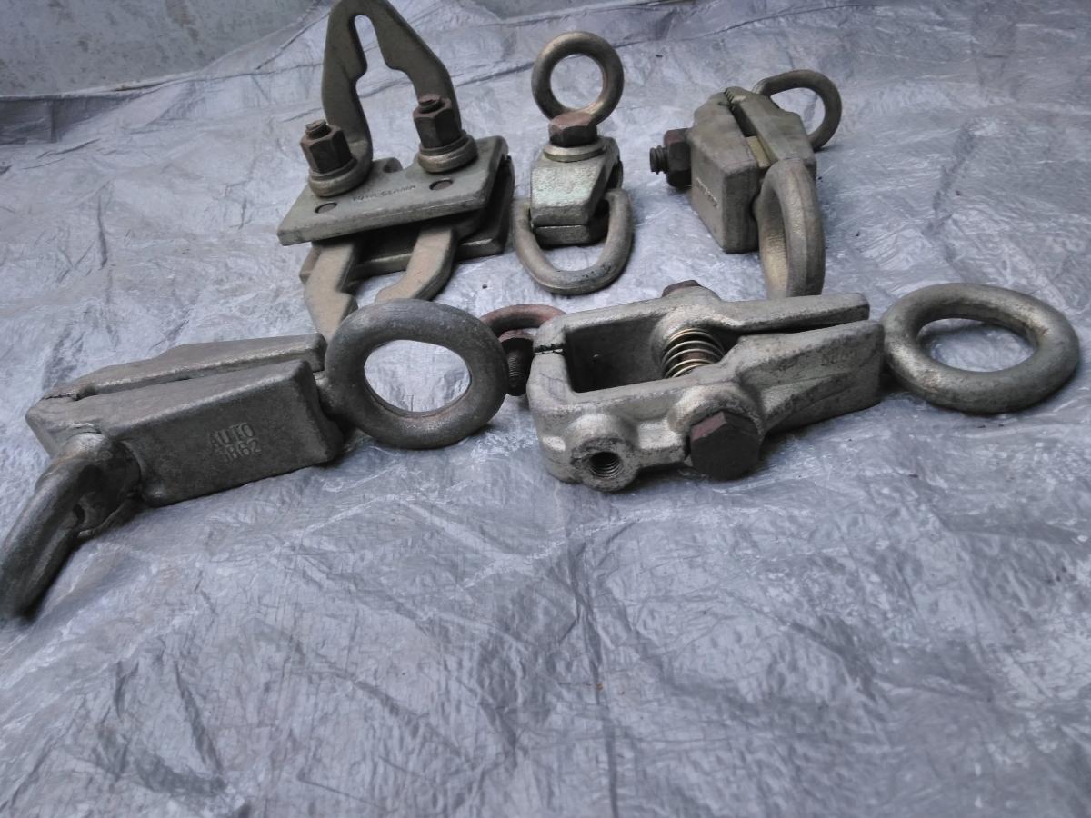 フレーム修正 世田谷ベース 事故車 板金塗装 工具 クランプ ワッシャー 溶接機 特殊工具 チェーン_画像5