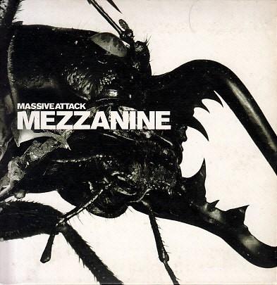 【MASSIVE ATTACK/MEZZANINE】 名盤/マッシヴアタック/メザニーン/輸入盤CD_画像1