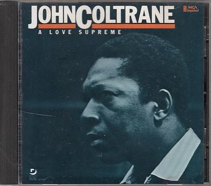 【JOHN COLTRANE/A LOVE SUPREME】 ジョンコルトレーン/至上の愛/IMPULSE!/CD_画像1
